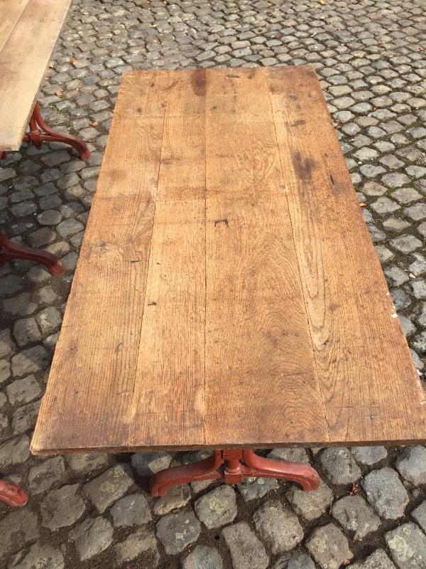 4 bistrot tables mobilier industriel et de metier. Black Bedroom Furniture Sets. Home Design Ideas