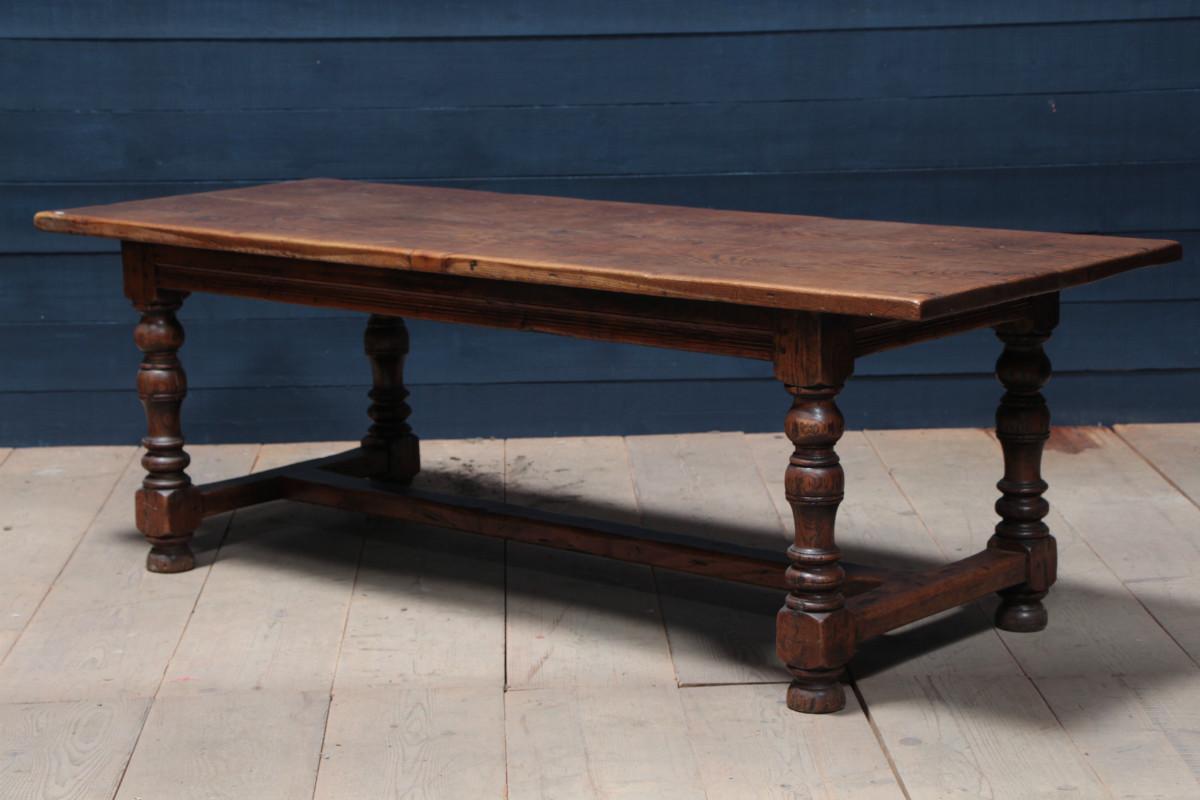 Ash Wood Table ~ Ash wood farm table dining tables european