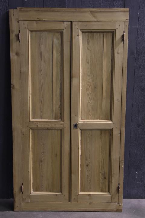Pinewood Closet Doors Architecturals European Antique Warehouse