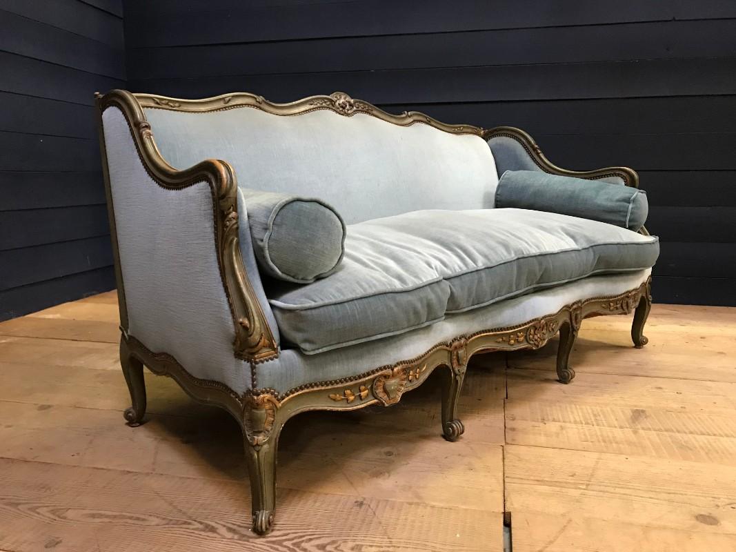 Sofa Louis Xv Sofa Seating European Antique Warehouse